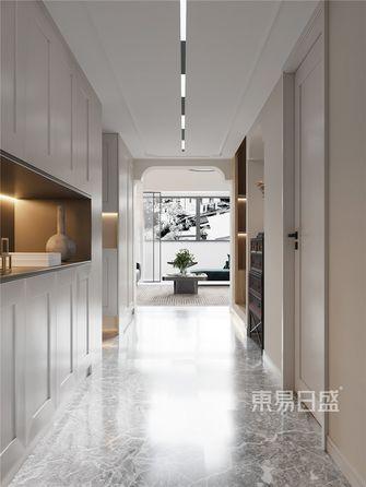 140平米三室两厅法式风格走廊效果图