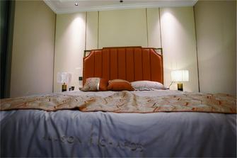 60平米公寓美式风格卧室装修案例