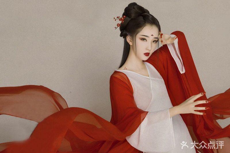 韵秀坊中国风古装艺术摄影的图片