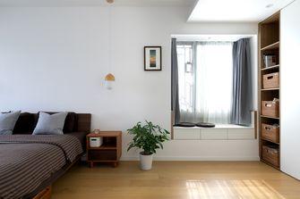 5-10万三室两厅日式风格卧室欣赏图