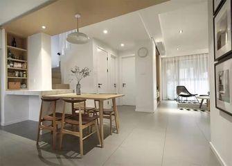 20万以上140平米四室两厅工业风风格餐厅图