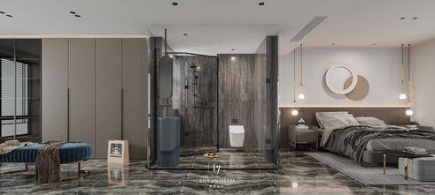 富裕型140平米四室两厅现代简约风格卧室图片大全