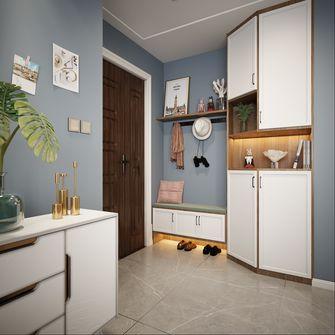 富裕型100平米欧式风格卧室图