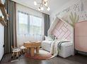 富裕型120平米三室一厅现代简约风格青少年房装修图片大全