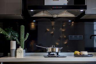 50平米小户型轻奢风格厨房装修效果图
