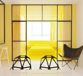 经济型70平米一室一厅混搭风格阳台装修效果图