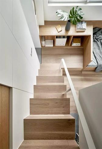 3-5万40平米小户型现代简约风格楼梯间装修效果图