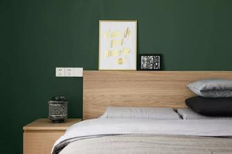 豪华型120平米三日式风格卧室图片