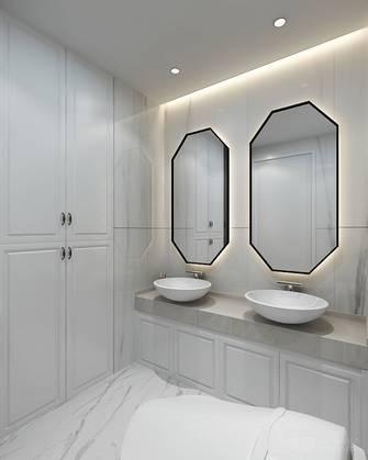 15-20万90平米法式风格卫生间设计图