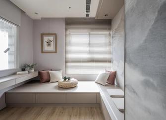 5-10万90平米三室两厅现代简约风格卧室图片大全