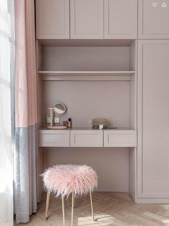 110平米三室两厅欧式风格梳妆台装修案例