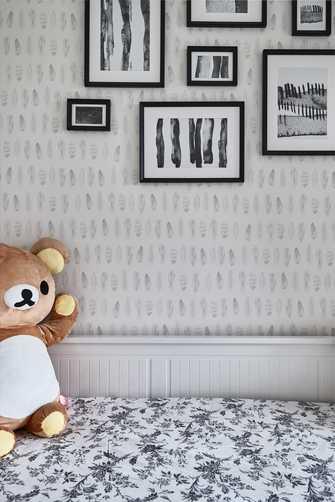 80平米欧式风格青少年房装修案例