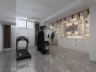 140平米复式混搭风格健身房装修案例