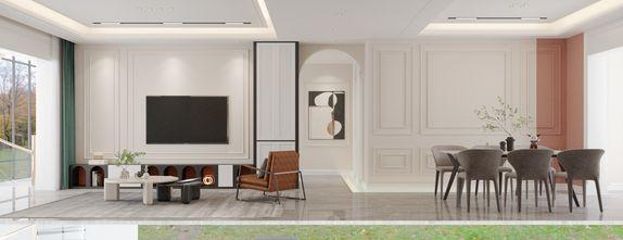 20万以上140平米复式法式风格客厅效果图