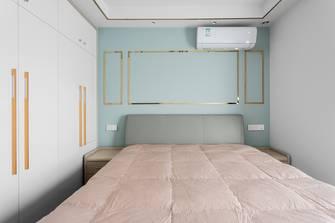 3万以下90平米三室两厅轻奢风格卧室装修效果图