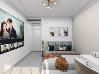 豪华型110平米欧式风格卧室装修案例
