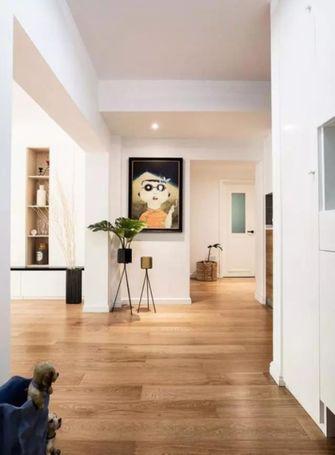 110平米三室三厅现代简约风格玄关装修图片大全