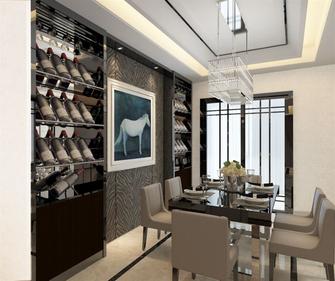 140平米四室一厅港式风格餐厅图片大全