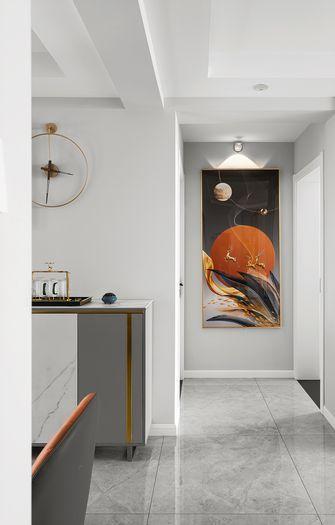 富裕型50平米轻奢风格走廊装修效果图