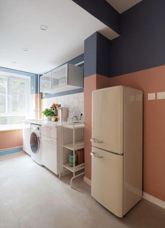 10-15万70平米混搭风格厨房装修效果图