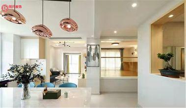 豪华型四室两厅北欧风格客厅图