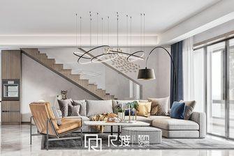 15-20万140平米四室两厅轻奢风格客厅装修案例