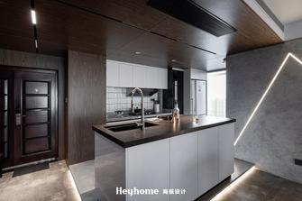 豪华型140平米四室一厅工业风风格厨房欣赏图