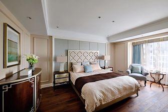 140平米四室三厅新古典风格卧室设计图