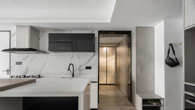 10-15万公寓现代简约风格走廊图
