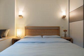 5-10万100平米三室一厅日式风格卧室图