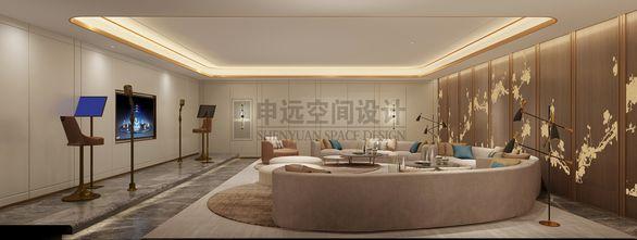 豪华型140平米别墅港式风格影音室效果图