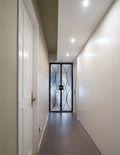 140平米三室两厅混搭风格走廊设计图