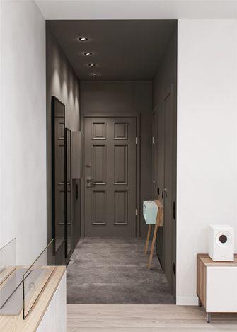 20万以上90平米三室一厅北欧风格玄关欣赏图