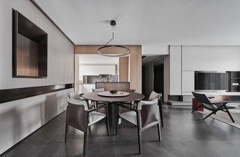 15-20万110平米三室两厅现代简约风格餐厅装修图片大全