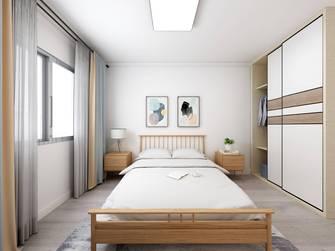 经济型现代简约风格卧室装修效果图