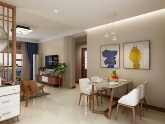 10-15万120平米三室两厅中式风格餐厅欣赏图