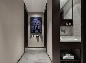 富裕型110平米三室两厅现代简约风格卫生间装修案例