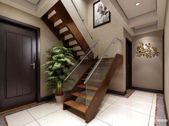 140平米四室一厅中式风格楼梯间装修案例