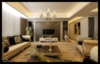 15-20万110平米三新古典风格客厅设计图
