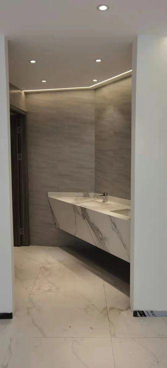 10-15万140平米一居室公装风格卫生间装修效果图