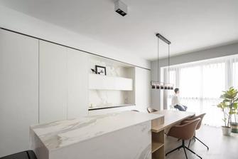 10-15万130平米四室一厅轻奢风格餐厅装修图片大全