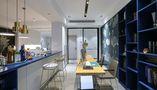 10-15万140平米四室一厅北欧风格书房装修效果图