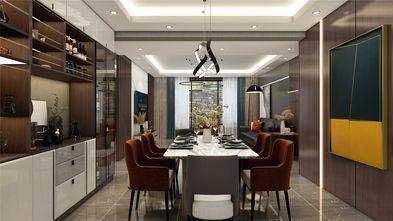 140平米四港式风格餐厅装修案例