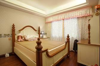 富裕型140平米四室一厅欧式风格卧室图片