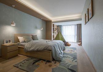 50平米一室一厅日式风格卧室装修图片大全