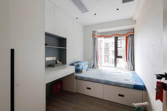 10-15万120平米三室一厅现代简约风格青少年房图