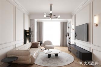 10-15万80平米法式风格客厅图片