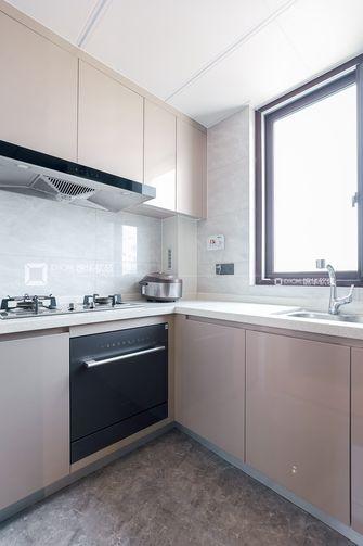 120平米四室两厅轻奢风格厨房图片大全