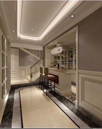 豪华型140平米美式风格楼梯间装修案例