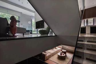 140平米别墅地中海风格楼梯间图片